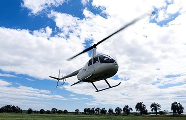 遊覧ヘリコプターは大人5500円、3歳〜小学生5000円(共に税込)