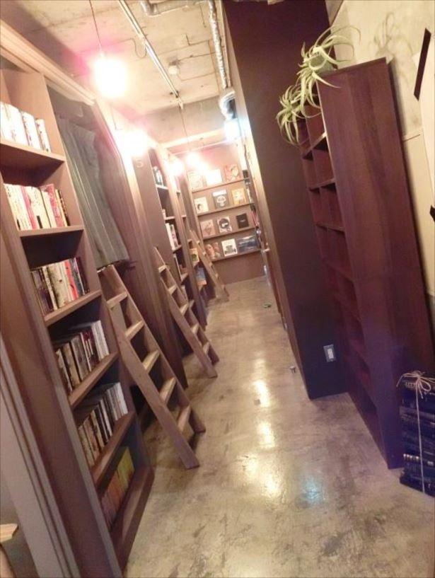 新感覚ホステル 「Book Tea Bed GINZA(ブッティーベッド銀座)」がオープン