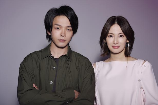 『ファーストラヴ』で共演した北川景子と中村倫也
