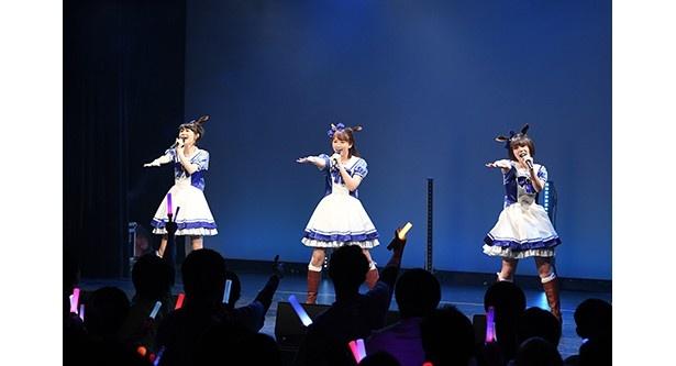 圧巻の格好よさと可能性を見せたステージ!「ウマ娘」CD第2弾発売記念イベント