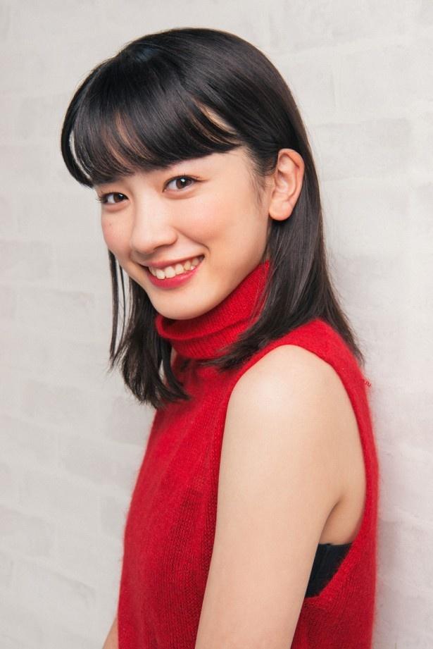 映画「ひるなかの流星」で初主演を務める永野芽郁を直撃!