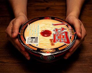 とんこつラーメン「一蘭」初のカップ麺発売!こだわりすぎた結果具なしに