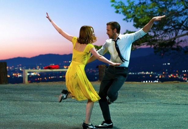 『ラ・ラ・ランド』が興収ランキングで初登場首位!第89回アカデミー賞でも話題をさらった