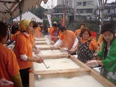 「嬉野温泉秋まつり 湯どうふフェスタ・産業祭」も見逃せない