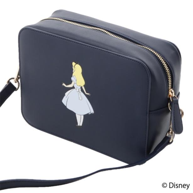 【写真】『ふしぎの国のアリス』デザインにはアリスの後ろ姿が描かれる