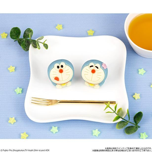 手の込んだ細工の美しさも「食べマス」の魅力 (C)Fujiko-Pro,Shogakukan,TV-Asahi,Shin-ei,and ADK