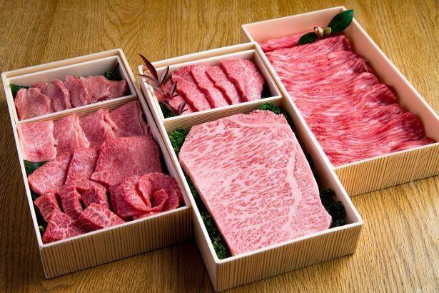 1月末のオープン時の目玉だった肉福袋は即完売した