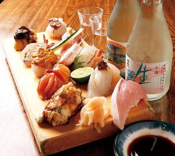 淡路島 寿司 屋