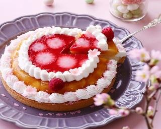 旬のいちご山盛りのケーキがおうちに届く!スイーツ定期便「LikeSweetsBOX」の新商品
