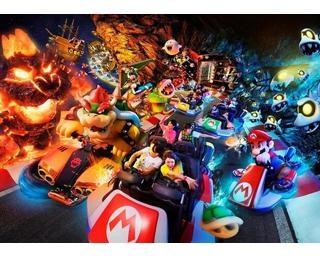 USJ「スーパー・ニンテンドー・ワールド」が3月18日にオープン!マリオの世界が現実に