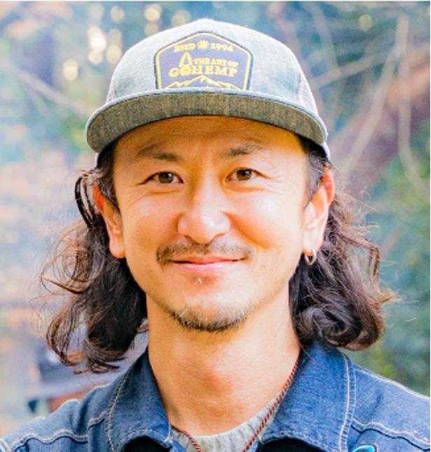 日本焚き火協会事務局長の三橋晃大さん