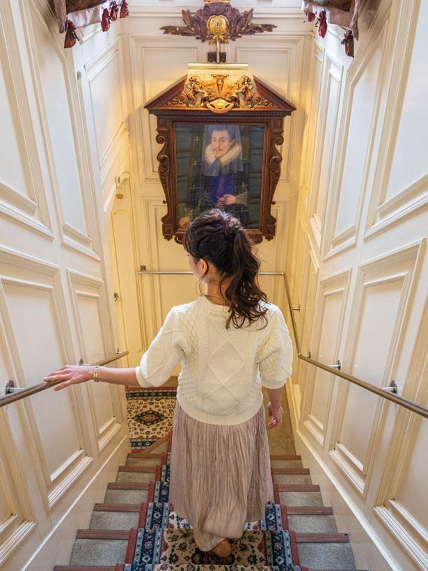 プラトン装飾美術館(イタリア館)でプリンセス気分