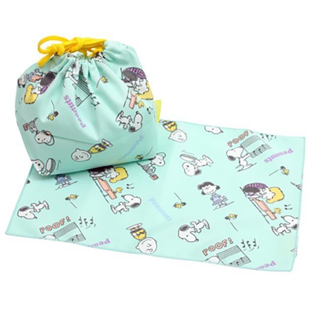 「コットンランチ巾着」(1540円)