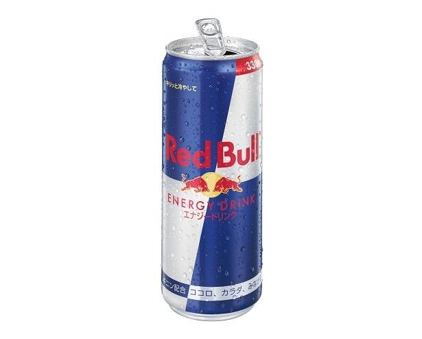 【写真を見る】「Red Bull Energy Drink 330ml」(税別268円)