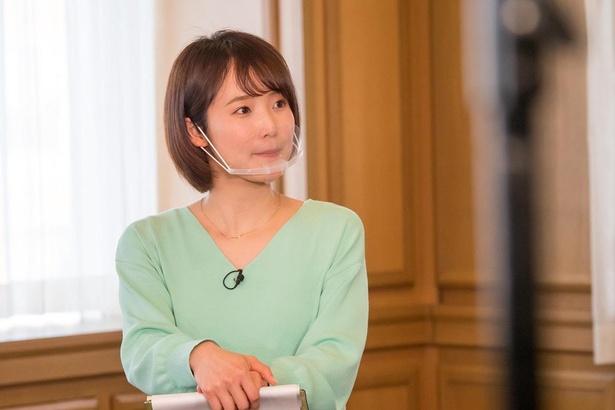岡田理沙アナウンサー(KBC)