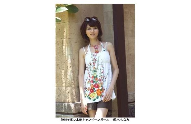 「INLET」から洋服感覚のフラワープリント