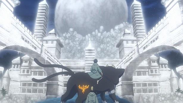 「青の祓魔師 京都不浄王篇」第9話カットが到着。不安に立ち向かう祓魔師たち