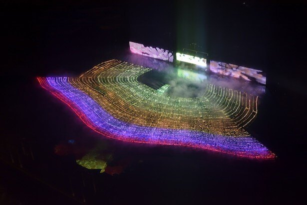 【写真を見る】LED 総数350万球、埼玉県最大規模のイルミネーションイベント