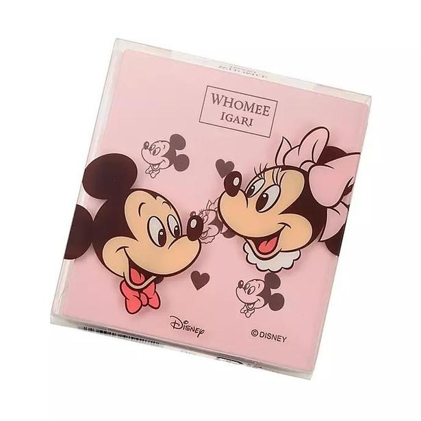 パッケージにもミッキー&ミニーのイラストが。思わず手に取りたくなるかわいさ!