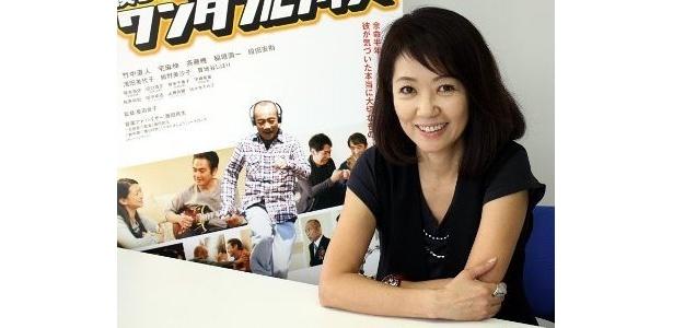 いろんなお母さん役を楽しむ浅田美代子