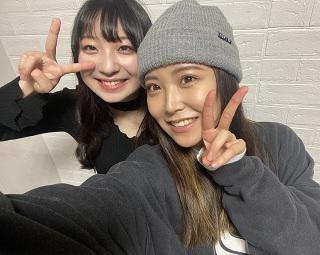 NMB48白間美瑠×折坂心春「支えたいと思わせる魅力もアイドルには大事な要素」