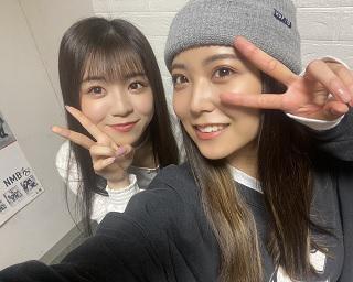 NMB48白間美瑠×貞野遥香「必要なのは一生懸命さと自分が一番という気持ち」
