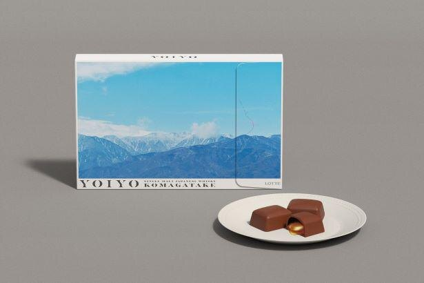 YOIYO「KOMAGATAKE」パッケージ