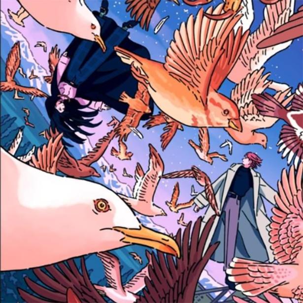 「空のあらゆる鳥を」 2020年に海外の長編SF小説の翻訳で使われたチャーリー・ジェーン・アンダーズ『空のあらゆる鳥を』(市田泉訳、創元海外SF叢書)