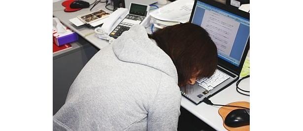 仕事で失敗してどよ〜ん…こんな事も、実は自分のせいだった!?