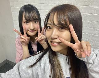 NMB48白間美瑠×岡本怜奈「なんでも楽しんだもの勝ち!無邪気に楽しまないと」