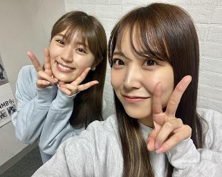 NMB48白間美瑠×渋谷凪咲「ずっとメンバーの心に火を付けたいという気持ちがあった」