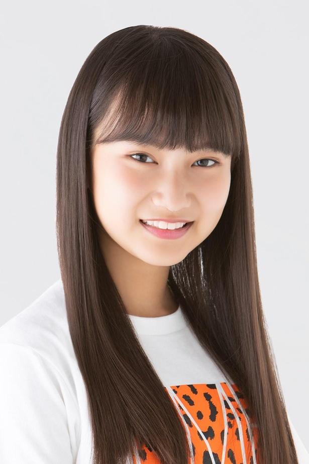 瓶野神音(ZION KAMENO)、ニックネーム:じおん、7期生、生年月日:2007年9月2日、B型、兵庫県出身