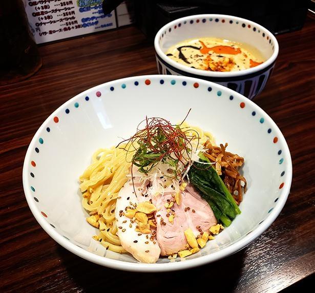 「ら~麺 あけどや」が2020年12月の限定麺のつけ麺バージョンを販売!