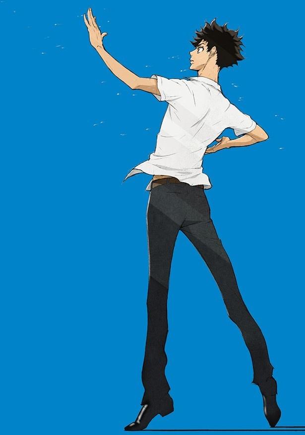 夏アニメ「ボールルームへようこそ」主人公役に土屋神葉!佐倉綾音・岡本信彦・森川智之も出演決定