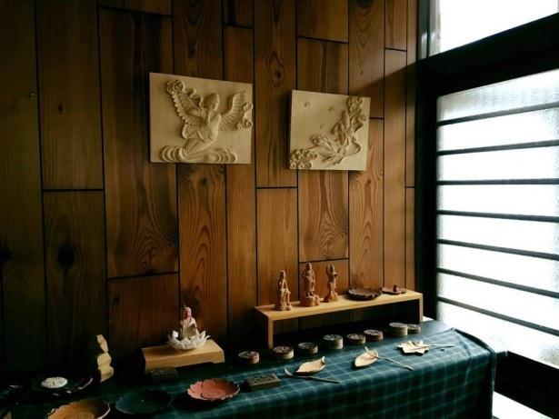 金沢に工房を構える坂上さん。緑が豊かで新しいものと古いものが融合する土地柄は、自分に合っていると感じている