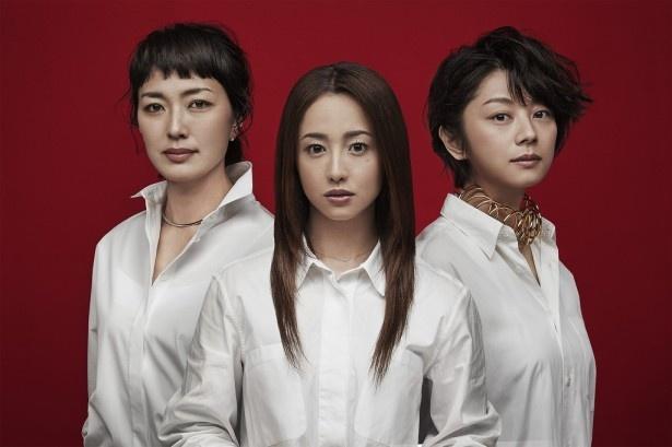 日本テレビ系4月クール新ドラマ「母になる」には沢尻エリカ、板谷由夏、小池栄子らが出演!