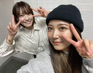 NMB48白間美瑠×小嶋花梨「周りを気にせずガムシャラに全力で楽しんでほしい」