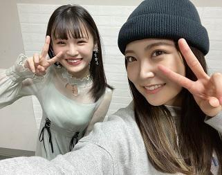 NMB48白間美瑠×新澤菜央「強くなるためにはつらい思いをいっぱいした方がいい」