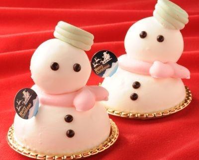 エモカフェの「SNOW MAN」(¥680/1日15個限定)