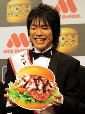 笑顔がキュートな麒麟・川島さん