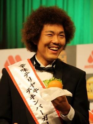 トータルテンボスの藤田さんは大食いでも有名