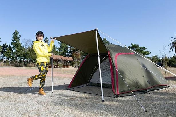 「ソロキャンプがしたい」「前室は必要」など、目的や用途を明確にしてからテントを探そう