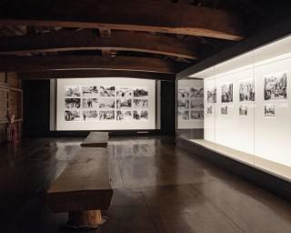 昭和と現代の様子を写真で比較、山形県長井市で「長井今昔・まちなか風景の変遷」が開催中