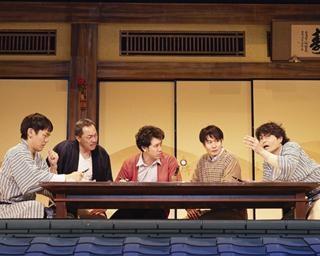 TEAM NACS結成25周年ツアーの大阪初日ルポ
