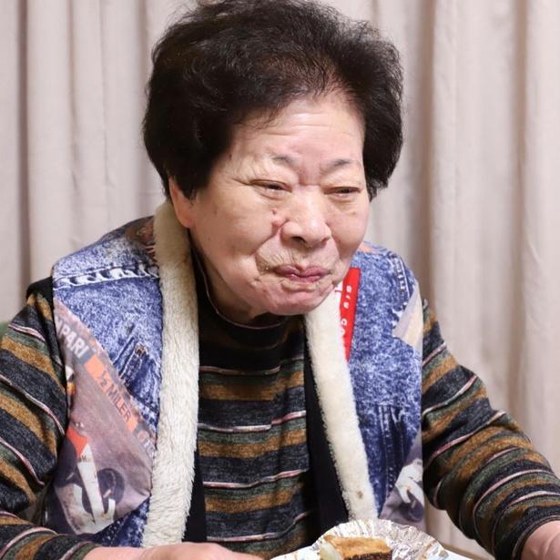 珍しく満足げな表情を見せてくれたことが、大迫さんは何よりうれしかったとか