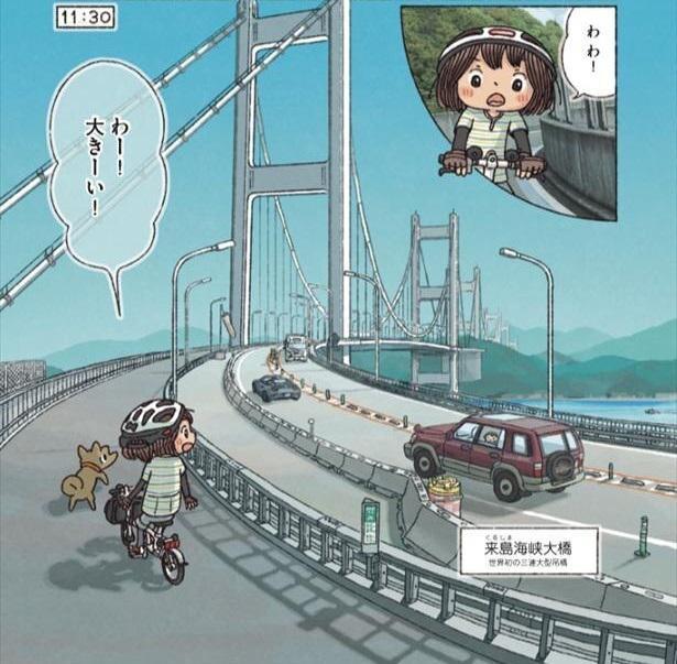はじめての遠方サイクリングの行き先はしまなみ海道