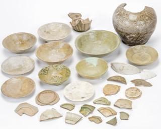 国家的な宴会で使用された高級食器の歴史に迫る、宮城県多賀城市で「多賀城の高級食器」が開催中