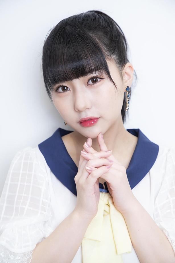 14thシングル「君とどこかへ行きたい」を発売するHKT48の田中美久
