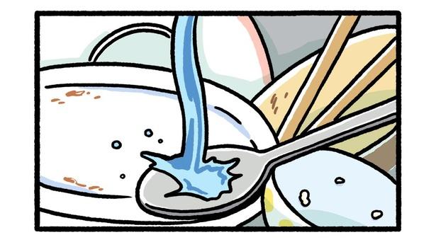 食器洗いの物理法則2