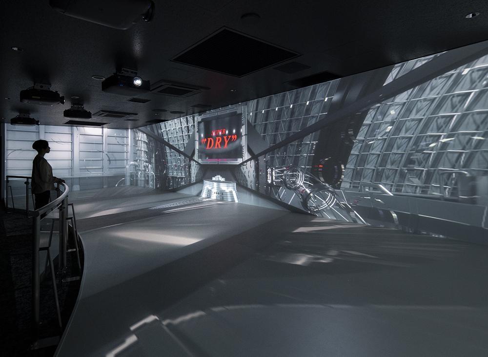 アサヒビール「スーパードライ ミュージアム」がオープン、ブランド初の常設施設